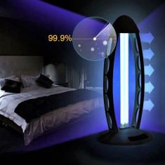 Бактерицидный УФ-светильник Oreol 36Вт Optima с пультом ДУ
