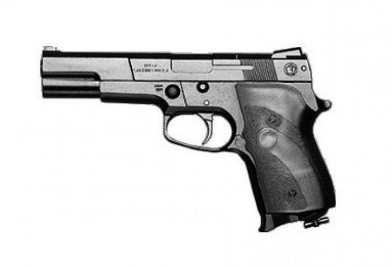 Пневматический пистолет Аникс А-112L