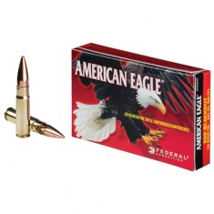 Патрон нарізний Federal, America mEagle, 300 AAC Blackout, куля 220 GR (14,26 г), OTM , шт AE300BLKSUP2