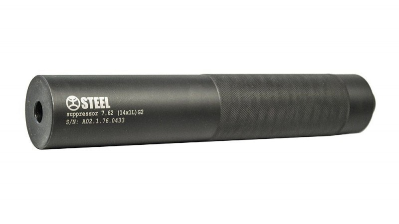 Глушник Suppressor Steel  Gen 2 7,62 14х1 Іh