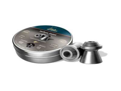 Пули пневм H&N Diabolo Hollow Point 500 шт/уп 0,46 гр 4,5 мм, пач