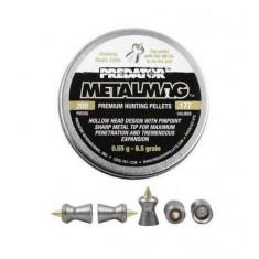 Пули пневм JSB Metalmag, 4,5 мм , 0,55 г, 200 шт/уп