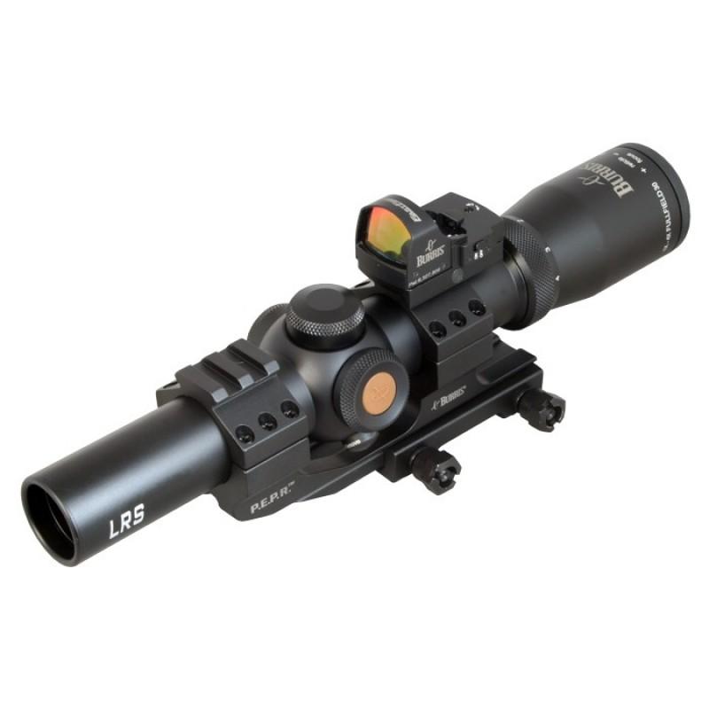 Приціл оптичний Burris FF Tac 30, 1X-4X-24mm LRS, Ball W/FF, 200433FF