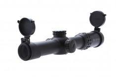 Приціл оптичний Bushnell 1-4х24 AK Optics 30mm Illum BDC Reticle, AK91424