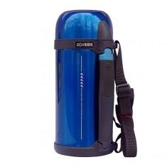 Термос ZOJIRUSHI SF-CC15AH 1,5л (складная ручка+ремінець) к.синій