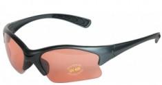 Очки ALLEN для спорт.стрельбы, пластик, янтарный светофильтр
