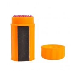 Спички штормовые в пластиковом контейнере (20 шт.)