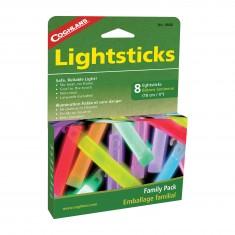 Химический источник света Lightstick 4 Family Pack pkg of 8, 9848