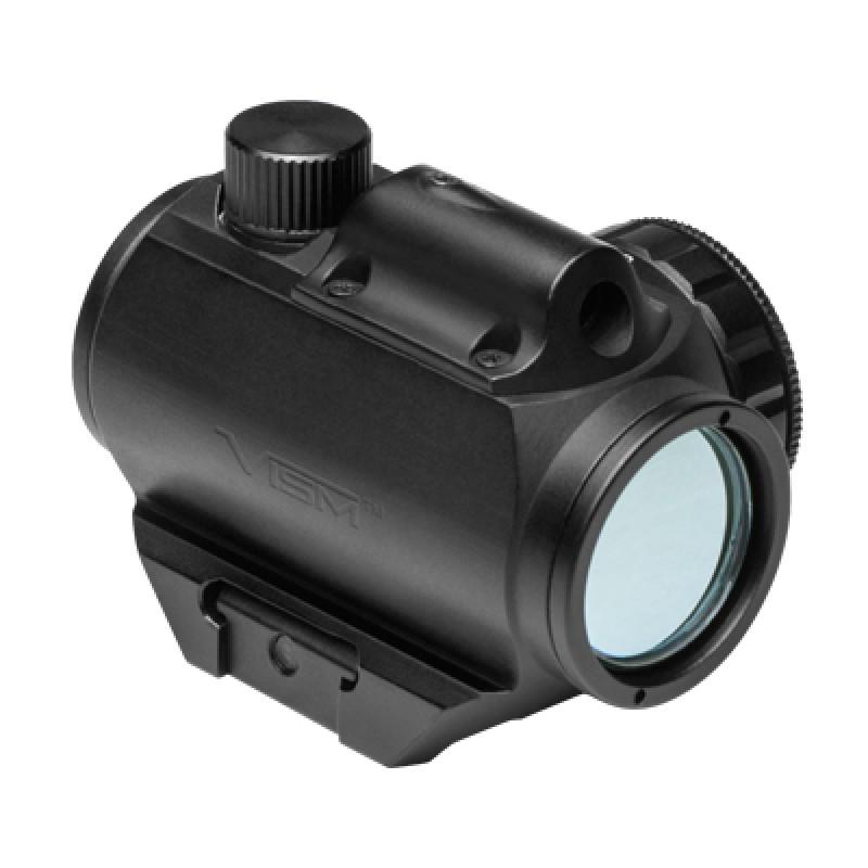Коліматор NcStar Red Laser Green Dot, VDGRLB