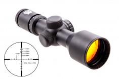 Оптичний приціл NcStar 3-9x42 Compact Black, SEC3942R