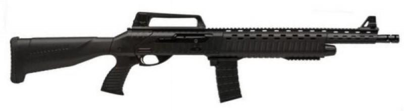 Мисливська гладкоств. помпова рушниця Anakon AK-100 12/76,к.47,MC-2 6+1, пл.тел.пр.