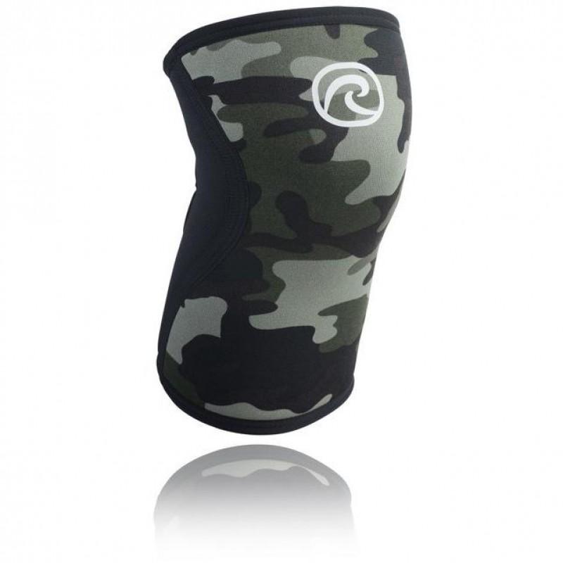 Rehband 775117 наколенник для фитнеса Camo 5 mm. Размер: М, S