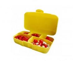 Таблетница Buchsteiner PillBox Желтая(PillBox Yellow)