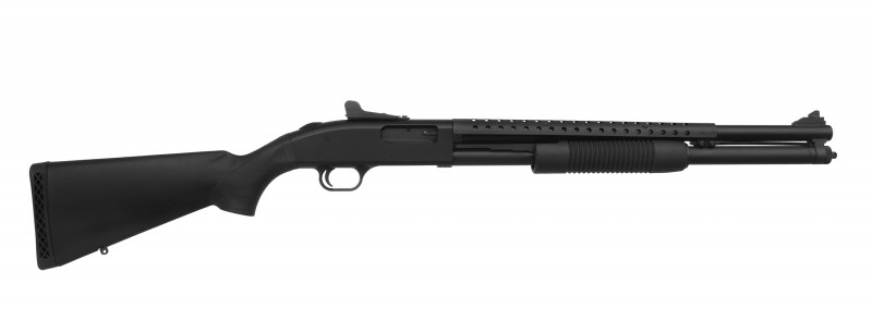 Рушниця мисливська Mossberg М500 к.12 20 8 Shot Synthetic GRS,HS, 50567