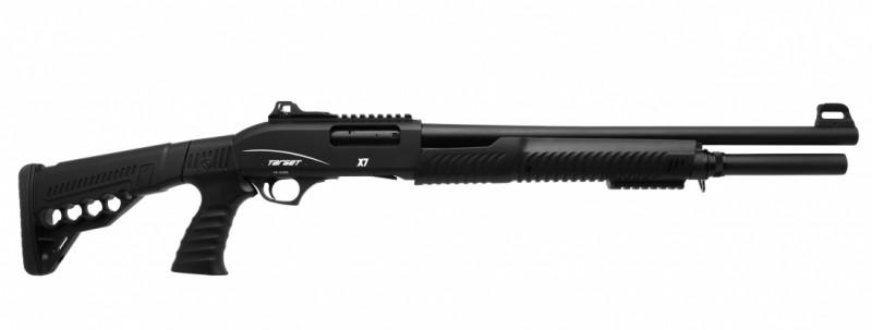 Помпова гладкоствольна рушниця TARGET Х7 Tactical 12/50