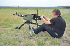 Станок пулеметный Safari Defense к ДШК