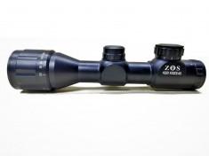 Оптический прицел ZOS HQ 531 4х32CE-AO (Милдот)