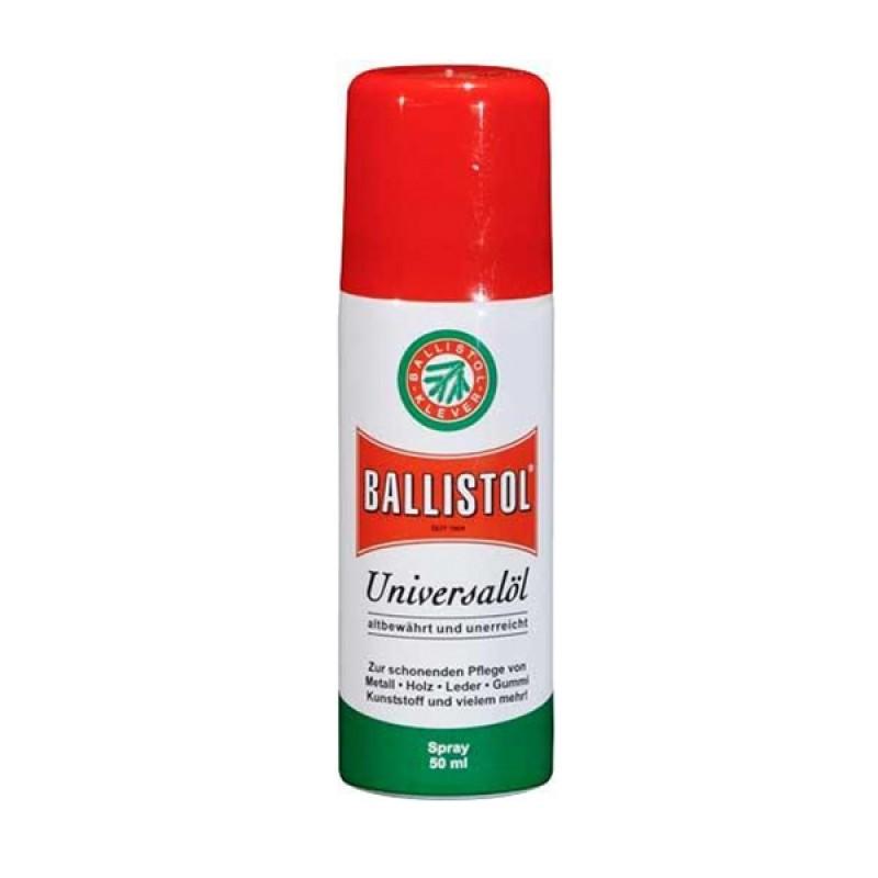 Масло Вallistol универсальное (спрей) (50мл)