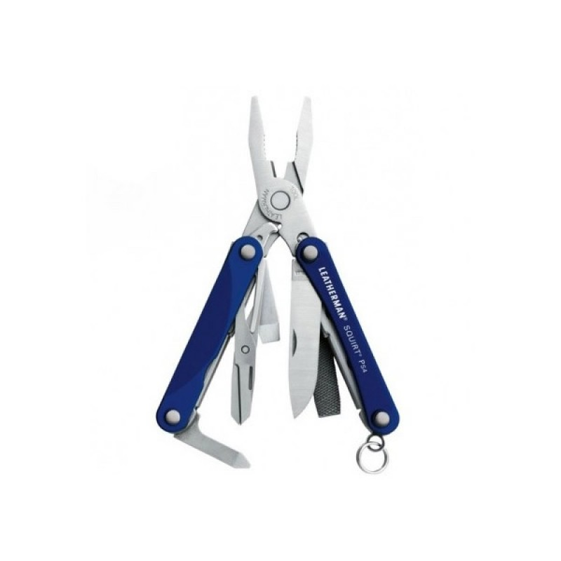 Набор LEATHERMAN Squirt PS4 blue, в коробці