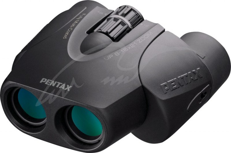 Бинокль Pentax UP 8-16х21 ц:black