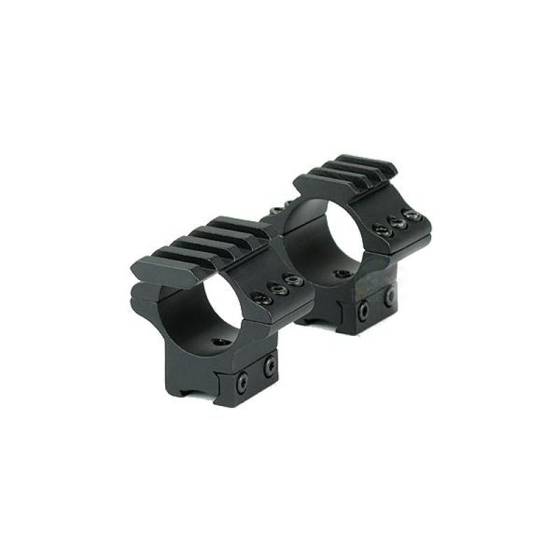 Hawke Кольца Reach Forward 1/9-11mm/High extension 2