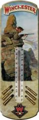 Термометр Riversedge Winchester Hunt Tin Therm. 43*13 см, Охотник, 1835.01.12
