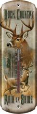 Термометр Riversedge Buck Country Tin Thermometer 45*12 см.