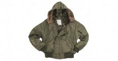 куртка Аляска корот.оливк., Ш 10411001