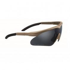 Очки Swiss Eye Raptor, 3 комплекта сменных линз. ц:коричневый, шт