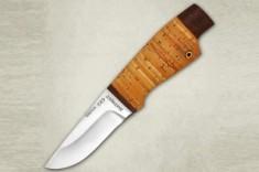 Нож Нерпа (береста)