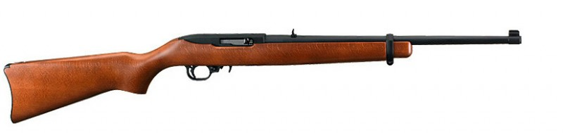 Карабин охотничий RUGER 10/22 Carbine 22LR Hardwood