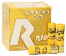 Патрон RIO Game Load C20 20/70 (3).25 г, пач