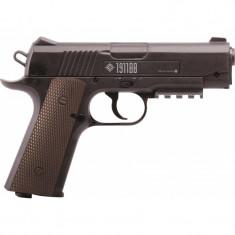 Пневматический пистолет Crosman мод.1911TAC с ЛЦВ