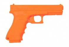 Пистолет тренировочный BLACKHAWK Glock 17 ц:оранжевый, шт