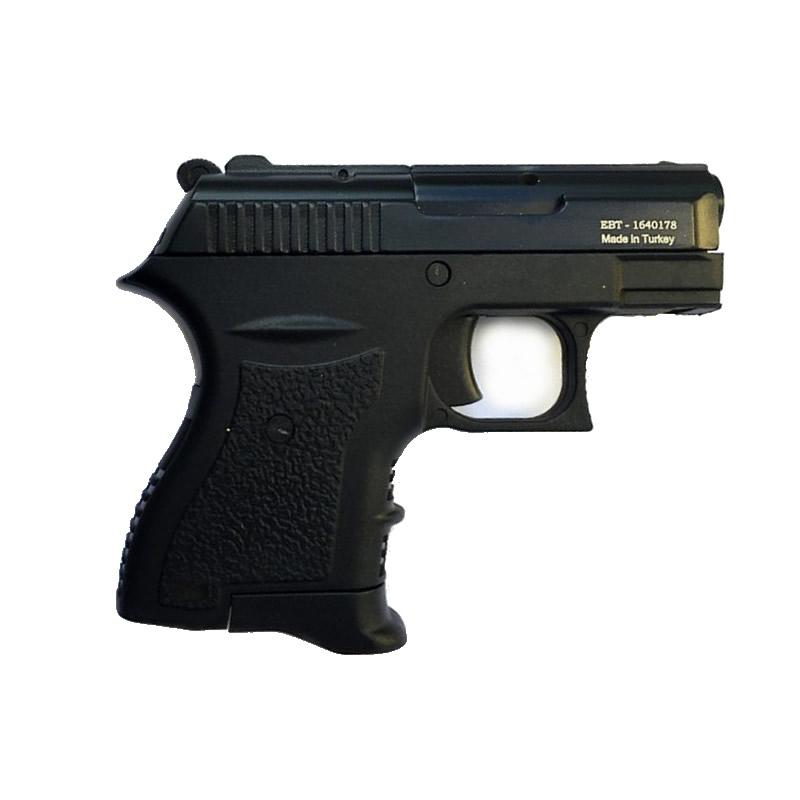 Сигнальные пистолеты EKOL BOTAN-9 черный/сатин, шт