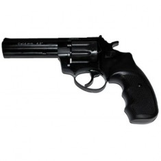 Револьвер флобера STALKER S 4 мм 4,5 черн. рук.(силумин.барабан)
