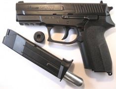 Пневматический пистолет SAS Pro 2022 4,5 мм
