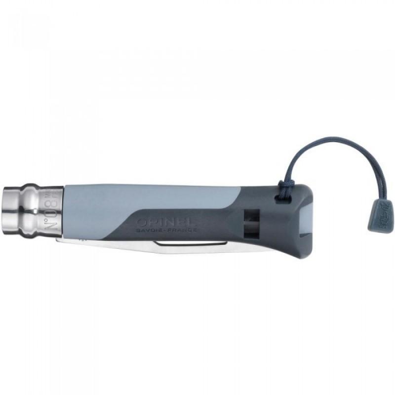 Нож Opinel 8 VRI Outdoor ц:серый