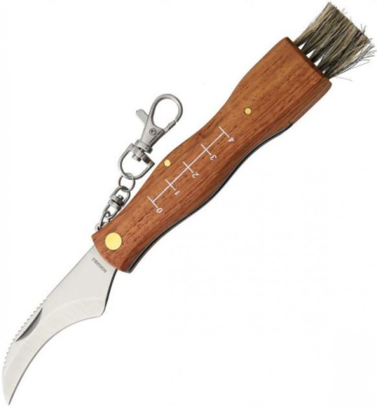2591 Нож MAM Mushrooms knife, шт