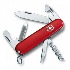 Ніж Victorinox Swiss Army Sportsman червоний, 0.3803