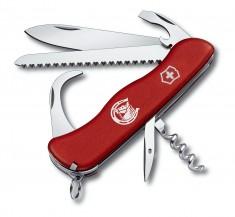 Нож Victorinox Eguestrian красный, 0.8883