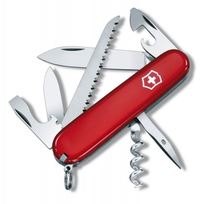Ніж Victorinox Swiss Army Camper червоний, 1.3613