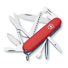 Ніж Swiss Army червоний Fieldmaster, 1.4713