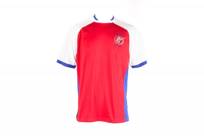 Футболка мужская Beretta p.L (красный) TS35-7238-0321