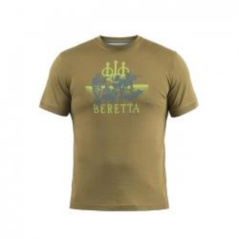 Футболка мужская Action Tactical Beretta p.XXXL TSC40-7238-086Y