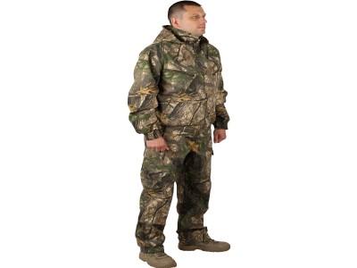 """Камуфляжный костюм """"Клен"""" для охоты и рыбалки"""