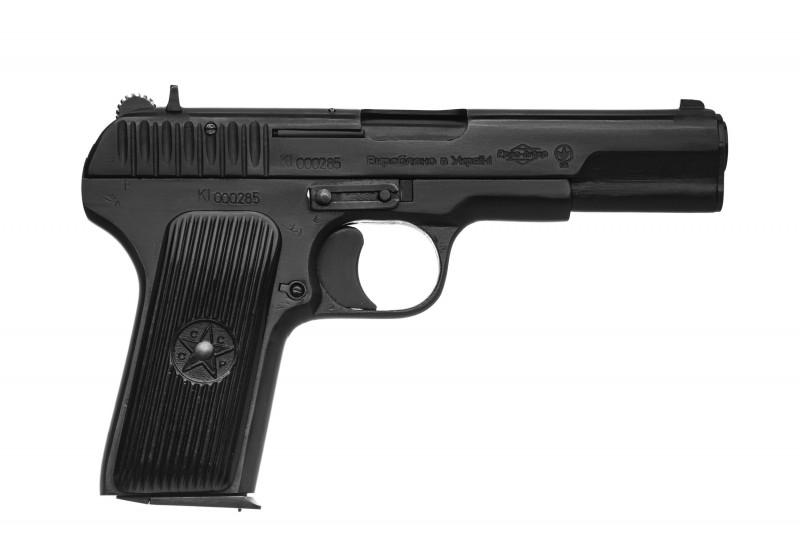 """Травматический пистолет Эрма """"ТТ-Т"""" 9 мм Р.А."""
