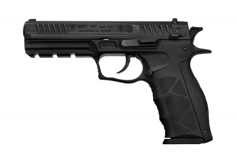 Травматический пистолет Форт 19Р cal. 9мм Р.А.