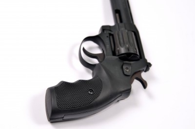 Револьвер под патрон Флобера Safari RF-461 cal. 4 мм, пластиковая рукоятка