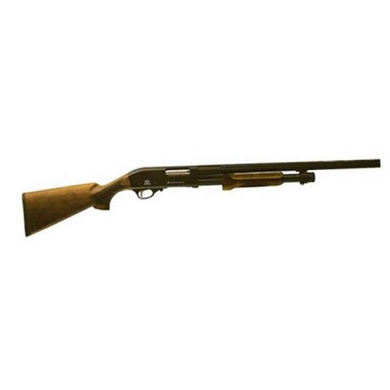 Помповое ружье Safari ПН-001 12/76, 710 мм, 5+1 (Орех) КОМБО